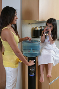 Home Water Coolers for the Family