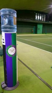 Wimbledon Branded watercooler