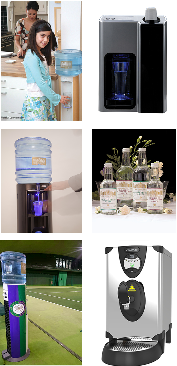 home and office water coolers.