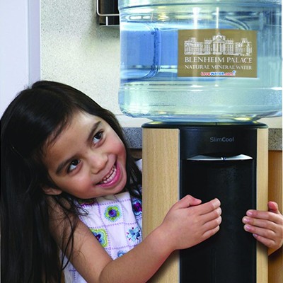 MINI Home water cooler offer