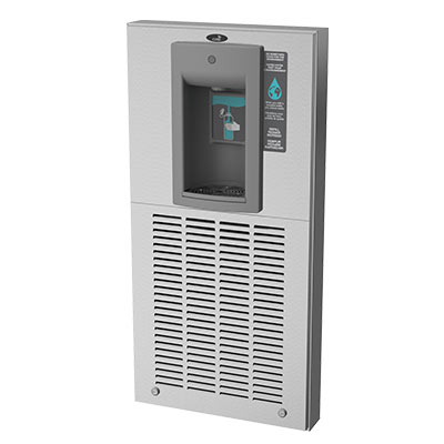 Love Water - Touchless Hands Free Recessed Bottle Filler.